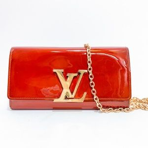 Louis Vuitton Louise Wallet With Carrying Chain